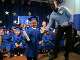 School for children with Autism graduates 21 preschoolers