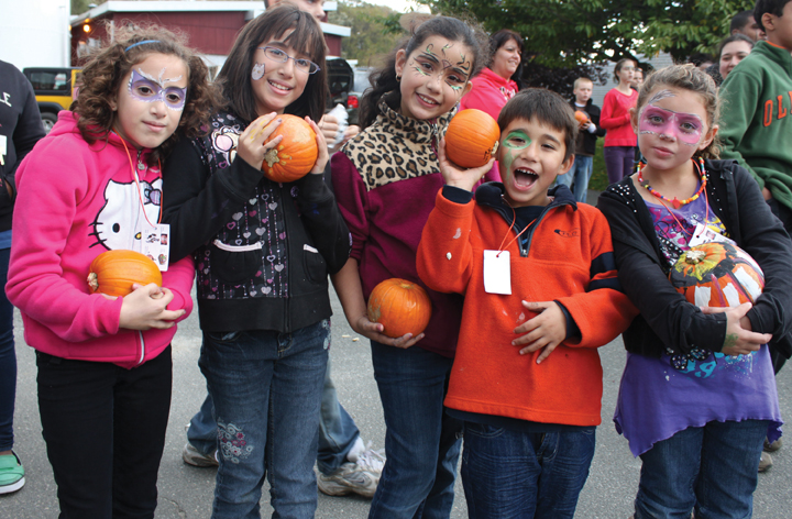 fall festival in Westchester