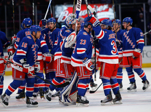 new york rangers players