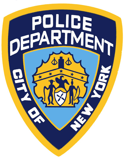 New York Police Department (NYPD) Logo