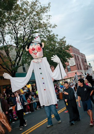 Halloween Parade Nyack NY