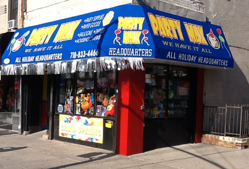 party max party supply store in Dyker Heights
