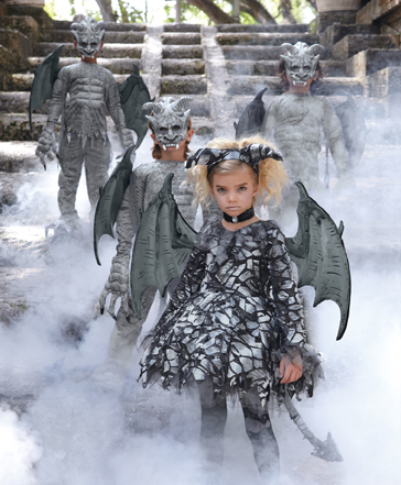 gargoyle costume for kids