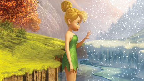 Tinker Bell in Secret of the Wings