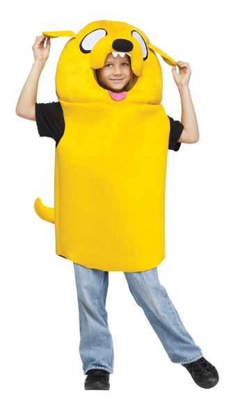Adventure Time Jake Costume