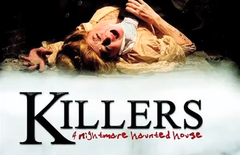 killers a nightmare haunted house