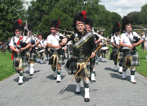 Scottish Games on Long Island