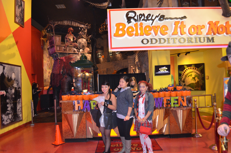 ripleys believe it or not halloween