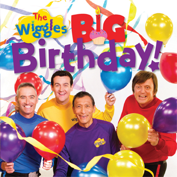 The Wiggles Big Birthday; courtesy Razor & Tie
