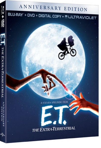 ET Anniversary Edition blu-ray
