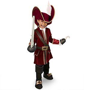 Captain Hook Disney Costume