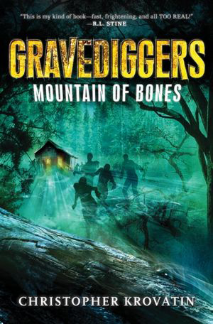 Gravediggers Mountain of Bones