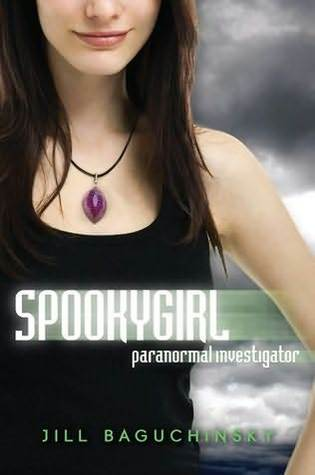 Spookygirl Paranormal Investigator by Jill Baguchinsky