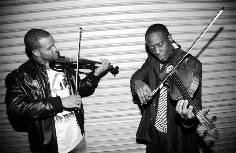 Black Violin, Kev and Wil B