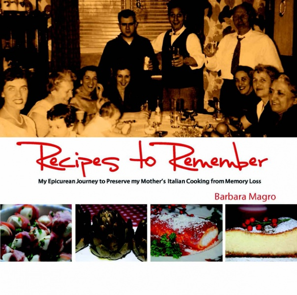 Recipes to Remember cookbook