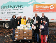 Bethpage Turkey Drive for Thanksgiving