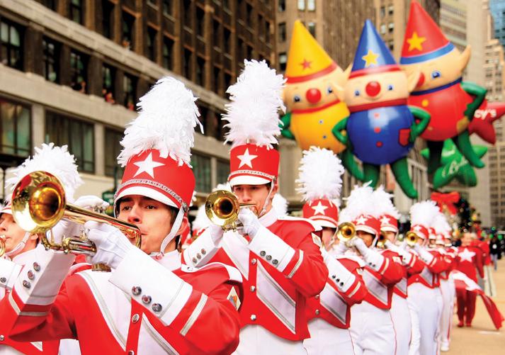 macy's parade nyc