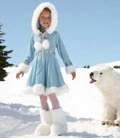 eskimo costume girls