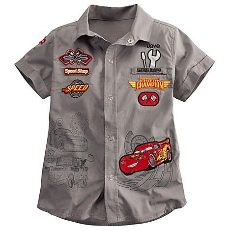 Lightning McQueens shirt