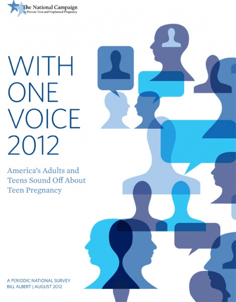With One Voice: The National Campaign to Prevent Teen and Unplanned Pregnancy