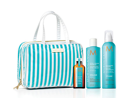 Hair and body treatments from Moroccanoil at Carnegie Hill Pharmacy in NYC