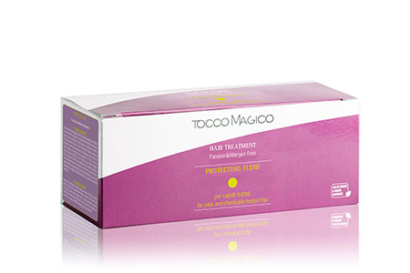 Tocco Magico products at Federico Salon, NYC