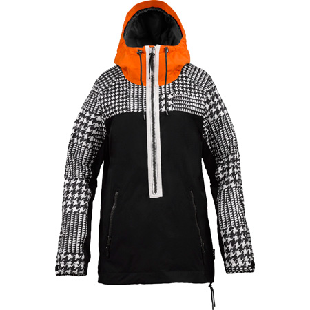 Women's L.A.M.B. for Burton Anorak Jacket