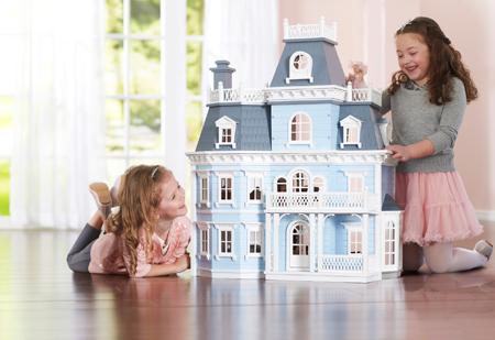 FAO Schwarz Victorian Dollhouse