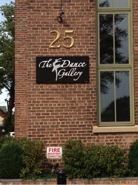 the dance gallery in tuckahoe