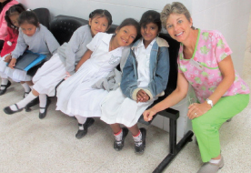 Rockland Pediatric Dental in Ecuador
