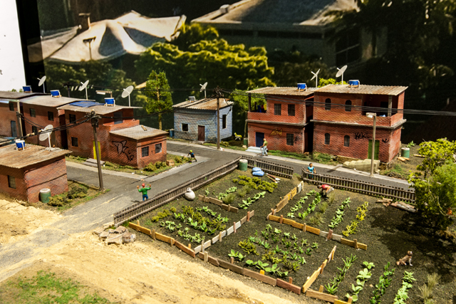 Urban agriculture in Brazil