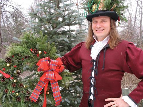 Jonathan Kruk in A Christmas Carol