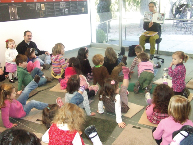 Story Time at Katonah Museum of Art