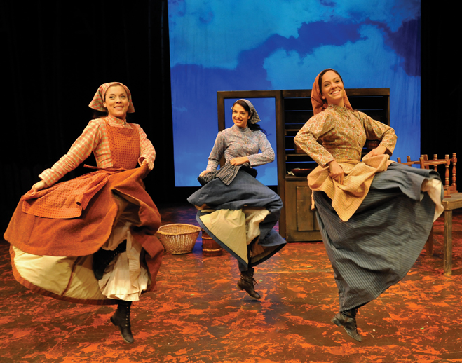 Fiddler on the Roof in westchester