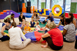 play time at NY Kids Club