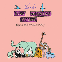 Vered's Good Morning My Love Album Artwork