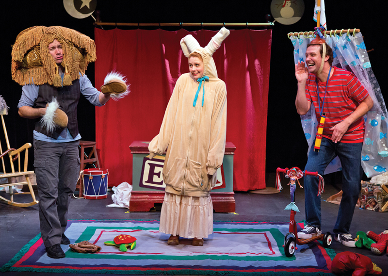The Velveteen Rabbit at DR2 Theatre in NYC