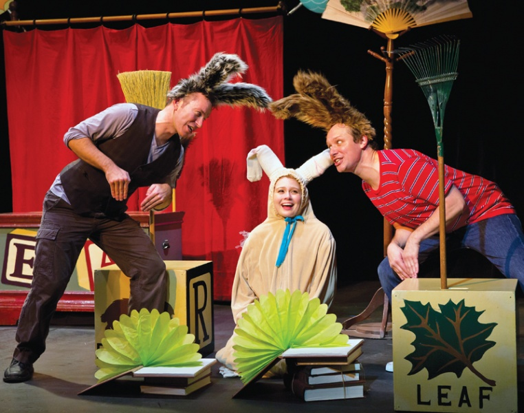 Theatreworks' Velveteen Rabbit