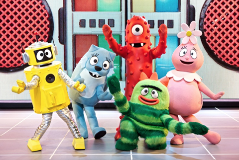 Yo Gabba Gabba! Live!: Get the Sillies Out! at The Paramount