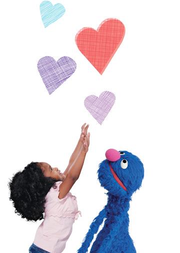 Grover Muppet