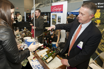 Finger Lakes at the NY Wine Expo