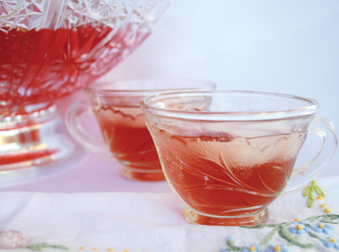 cranberry splash punch