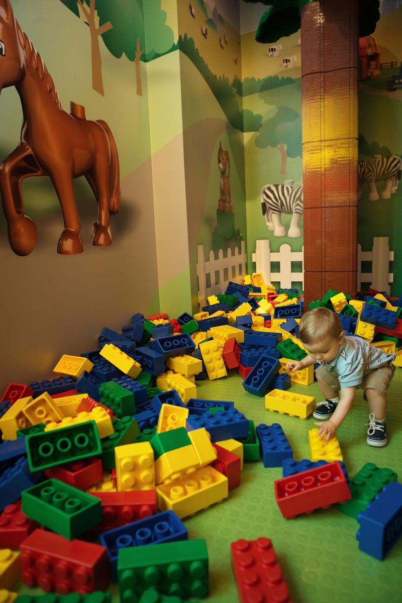 Legoland Lego room