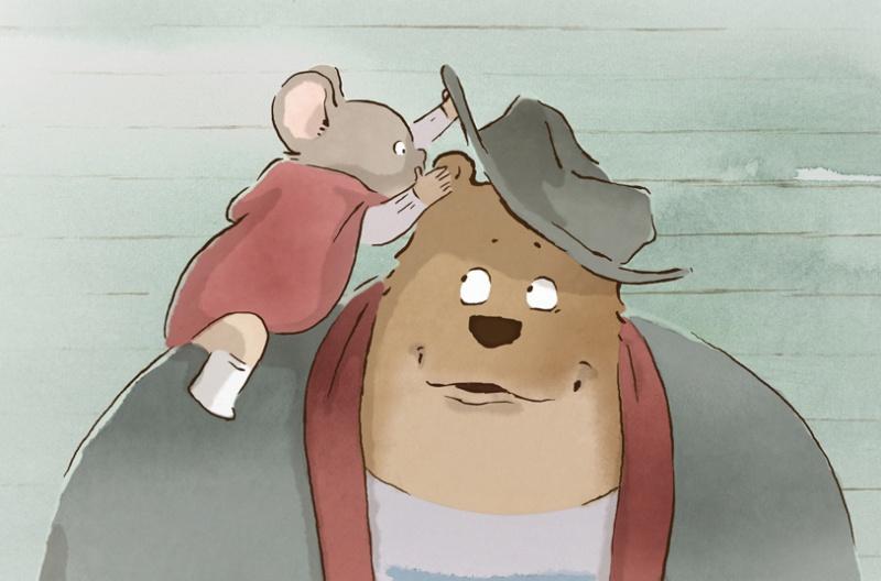 Ernest and Celestine film