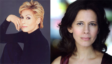 Judith Light and Jessica Hecht star in The Assembled Parties on Broadway