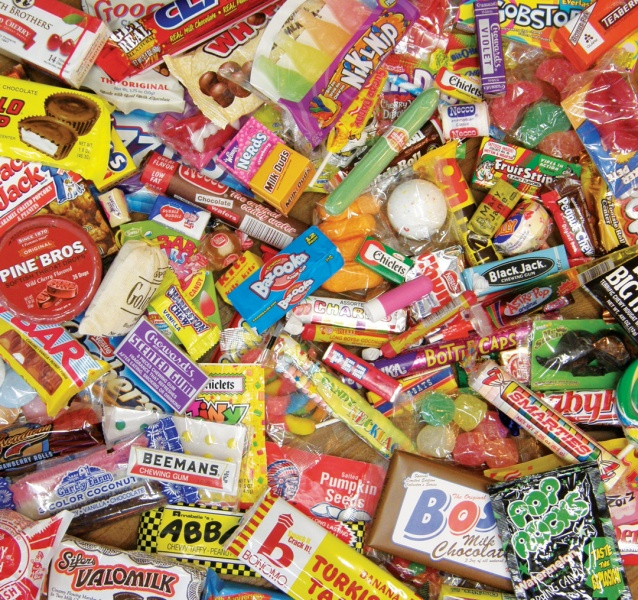 Retro Candies
