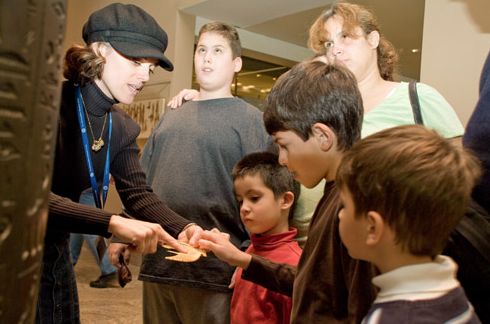 The Met Programs for Kids with Disabilities