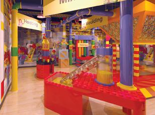 Legoland Westchester factory