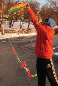 kite festival hudson river museum