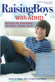 Raising Boys with ADHD book